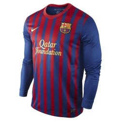 Maillot Homme Nike FC Barcelone 2011-2012 domicile