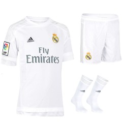 Minikit Adidas Real Madrid domicile