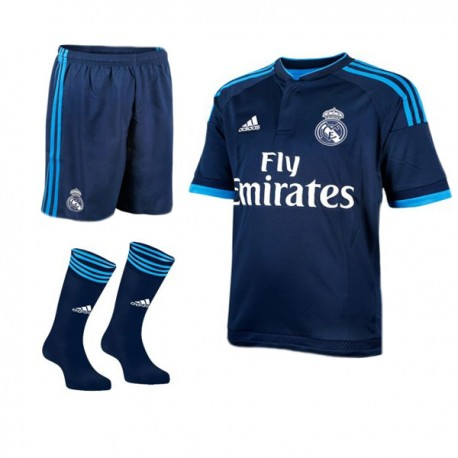 Minikit Adidas Real Madrid Third