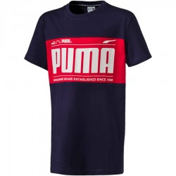 T-Shirt Puma Retro - Enfant