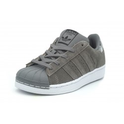 ADIDAS ORIGINALS SUPERSTAR SUEDE - Enfant